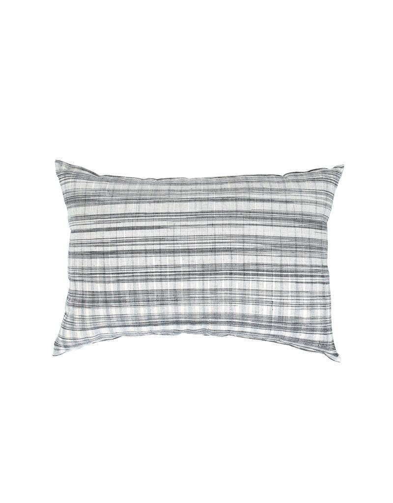 """Tensira Handwoven Lumbar PIllow- Polina 16"""" x 24"""""""
