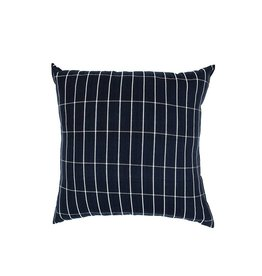 "Tensira Handwoven Euro PIllow- Poppy  24"" x 24"""