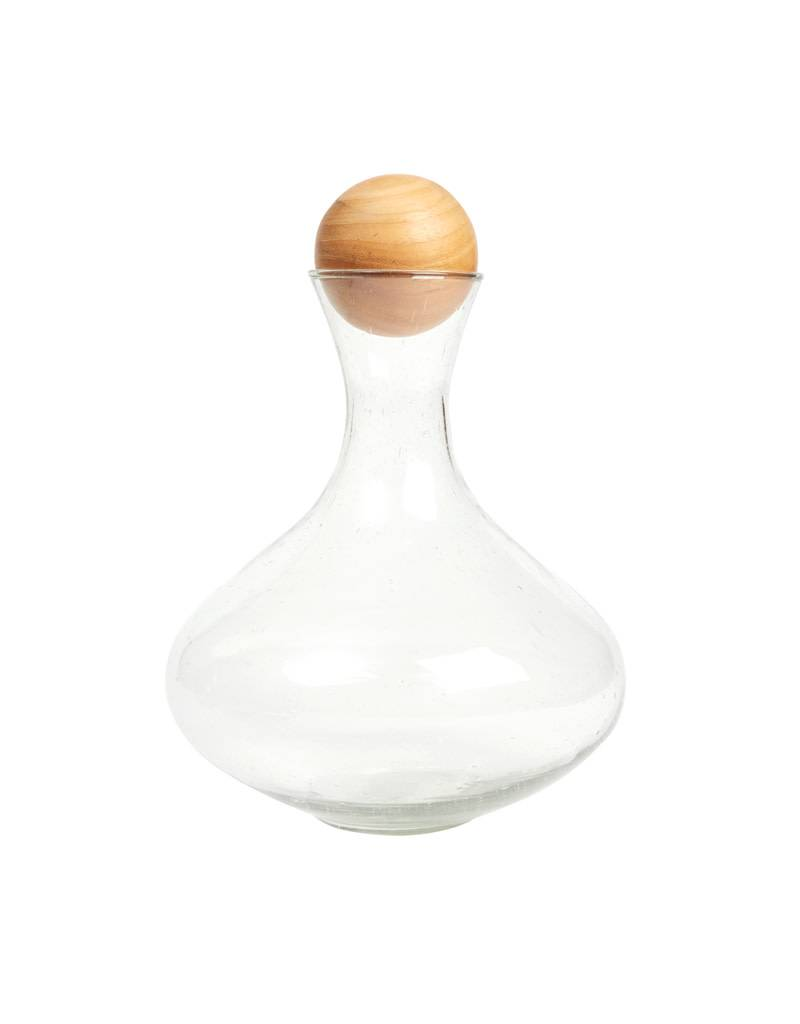 Sobremesa by Greenheart Large Classico Decanter