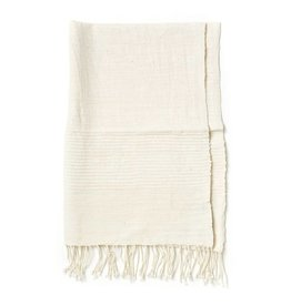 Creative Women Handwoven Hand Towel Natural Riviera