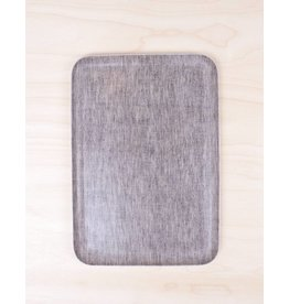 Fog Linen Linen Tray Natural- Large