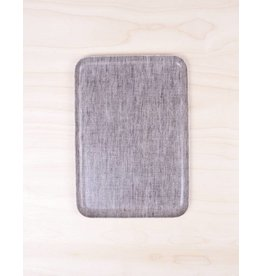 Fog Linen Linen Tray Natural- Medium