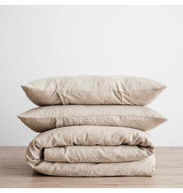 Cultiver Natural Linen Duvet Set