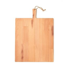 Europe 2 You Beech Rectangle Pizza Board, Medium