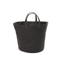 Uashmama Paniere Black Basket Medium