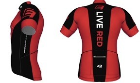 Xceed Cycling Jersey S/S - 2018