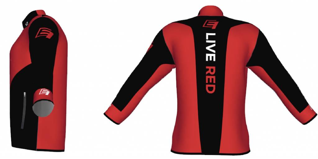 Xceed Long Sleeve Thermal Cycling Jersey Men's - 2017