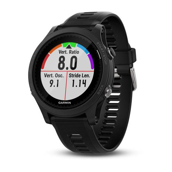 Garmin Forerunner 935 Watch - Black & Grey