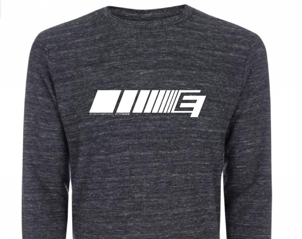 EF Speed T-Shirt Long Sleeve (Charcoal)