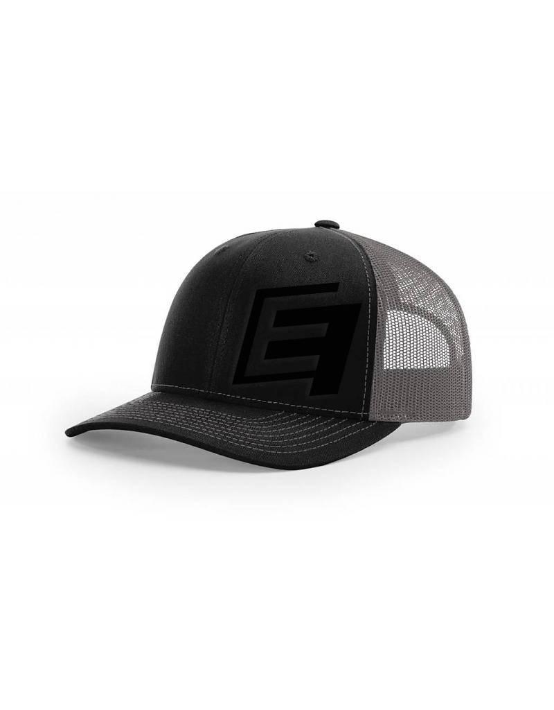 EF Trucker Hat - Black