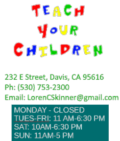 Teach Your Children, Inc.