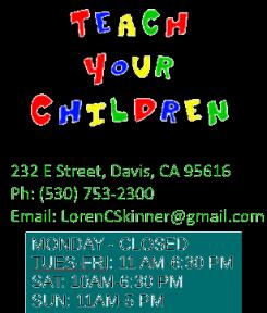 Teach Your Children, Inc.
