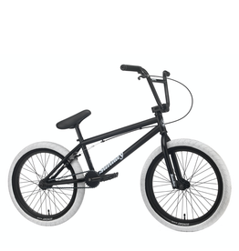 "Sunday Sunday Blueprint BMX Bike - 20"" TT, Matte Black"
