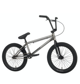 """Sunday Sunday Scout BMX Bike - 21"""" TT, Matte Raw"""
