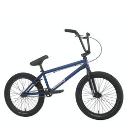 "Sunday Sunday Scout BMX Bike - 20.75"" TT, Matte Translucent Blue"