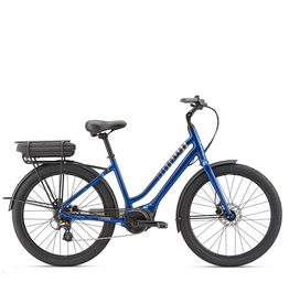 Giant Lafree E+ 2 Disc 20MPH S Royal Blue