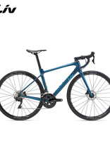Liv Langma Advanced 2 Disc S Chameleon Blue