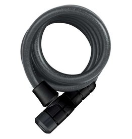 ABUS Abus Booster Cable Lock With Key 6512K-12mm x 180cm