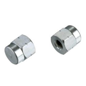 Tacx Tacx Axle Nuts M10x1 (T1415)