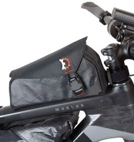 Revelate Designs Revelate Designs Mag-Tank Bolt-On Top Tube/Stem Bag: Black