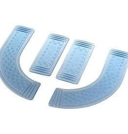 Fizik Fizik Bar Gel - Medical TechnoGel 4 pcs. (No tape)