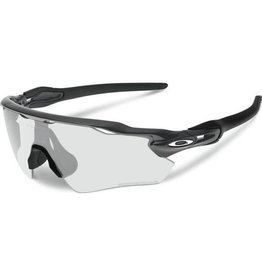 Oakley Canada Oakley Radar EV Path Steel w/Clear Black Iridium Phot