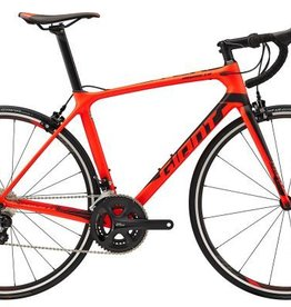 Giant 18 Giant TCR Advanced 2 Neon Red
