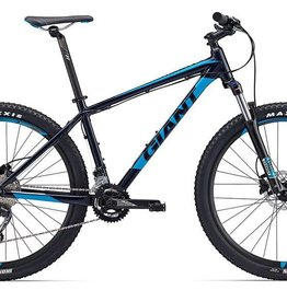 Giant 17 Giant Talon 2 Black/Blue Medium