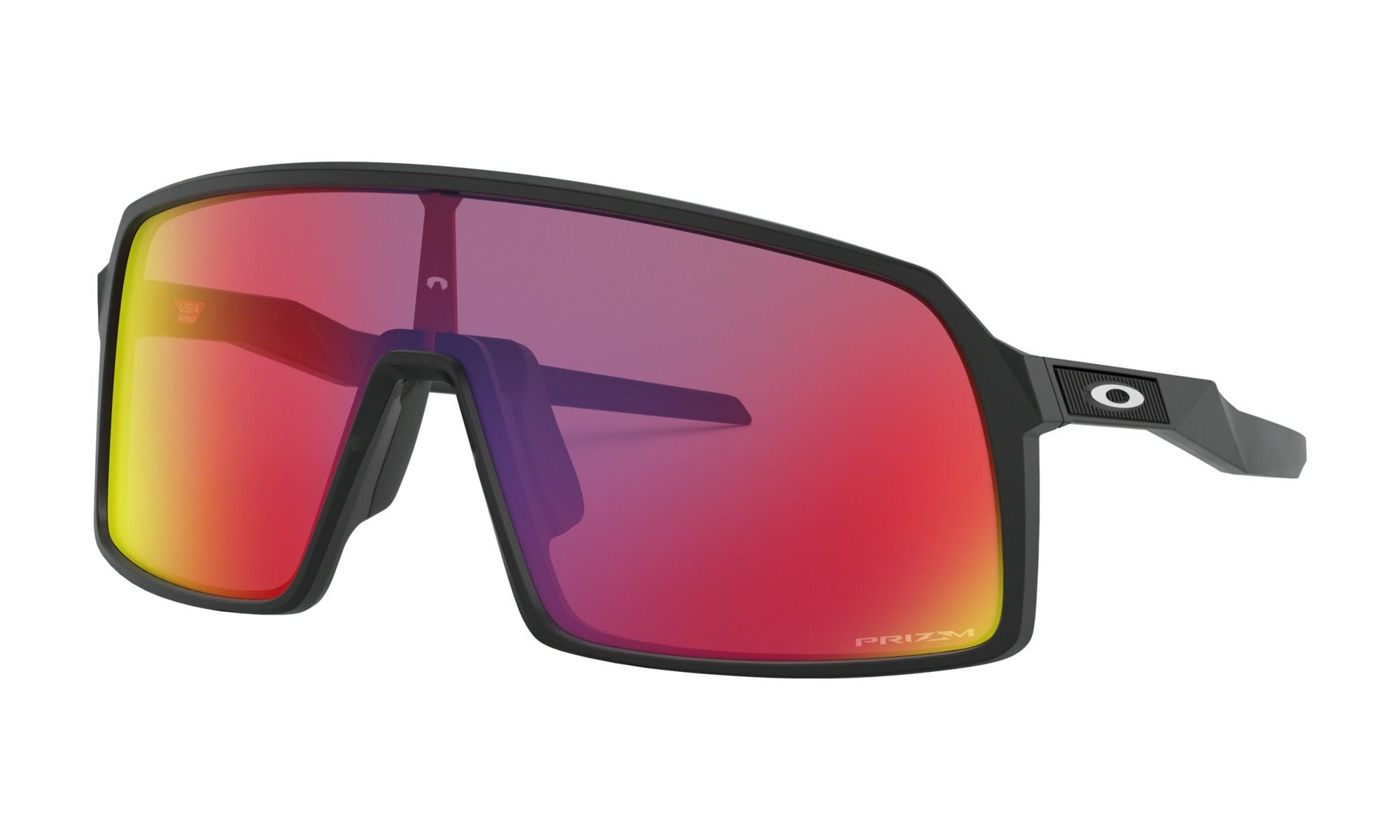 Oakley Oakley Sutro-Matte Black- Prizm Road