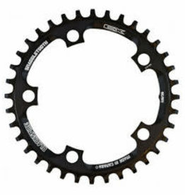 Blackspire BlackSpire Chainring BCD: 94mm 32T Black 8/9 spd