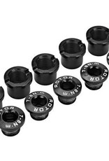 Rotor Rotor Chainring Bolt/Nut (pack of 5)