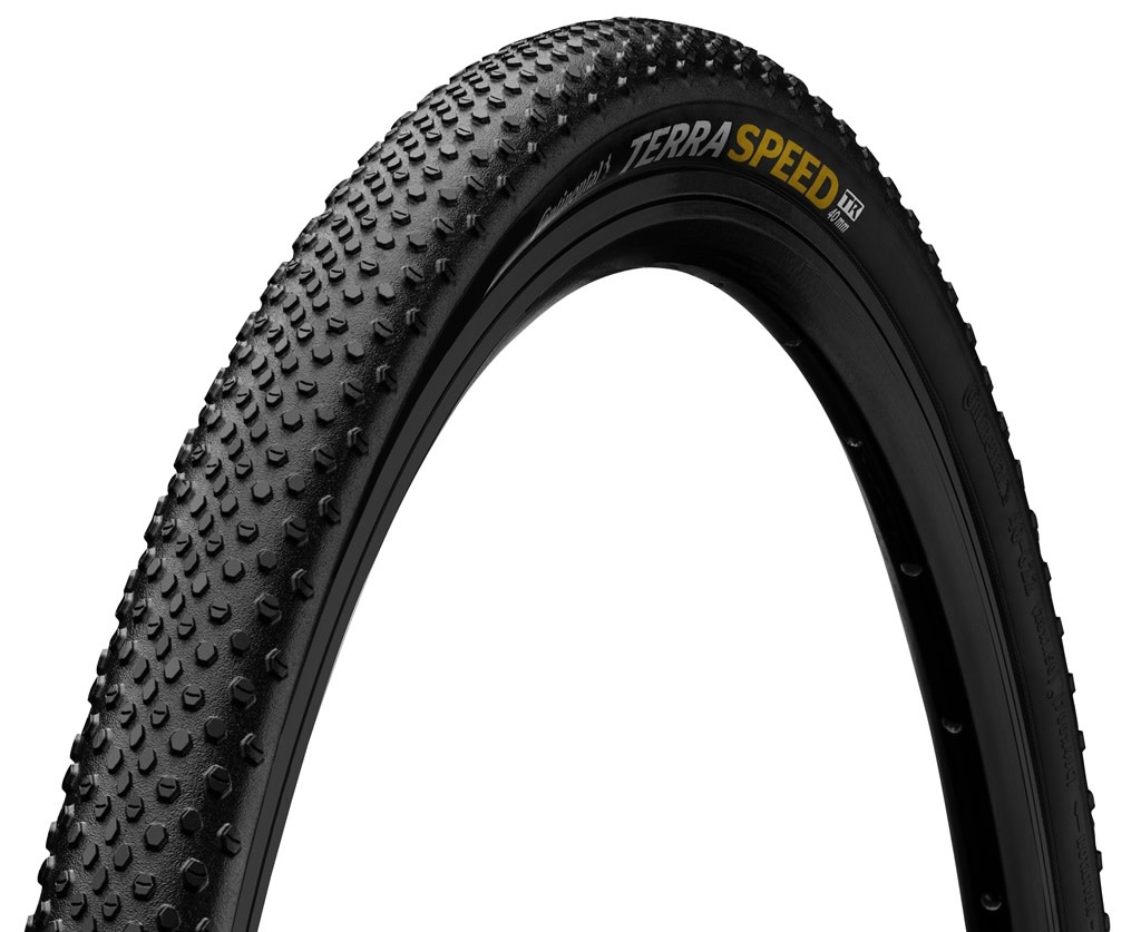 Continental Continental TERRA SPEED 700 x 40 Fold ProTection TR + Black Chili