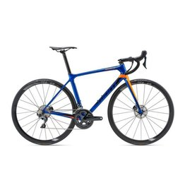 Giant 18 Giant TCR Advanced Pro 1 Disc Electric Blue