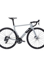 3T CYCLING 19 3T Strada Due SRAM eTap/3T Discus Carbon 35mm Slate Grey Small