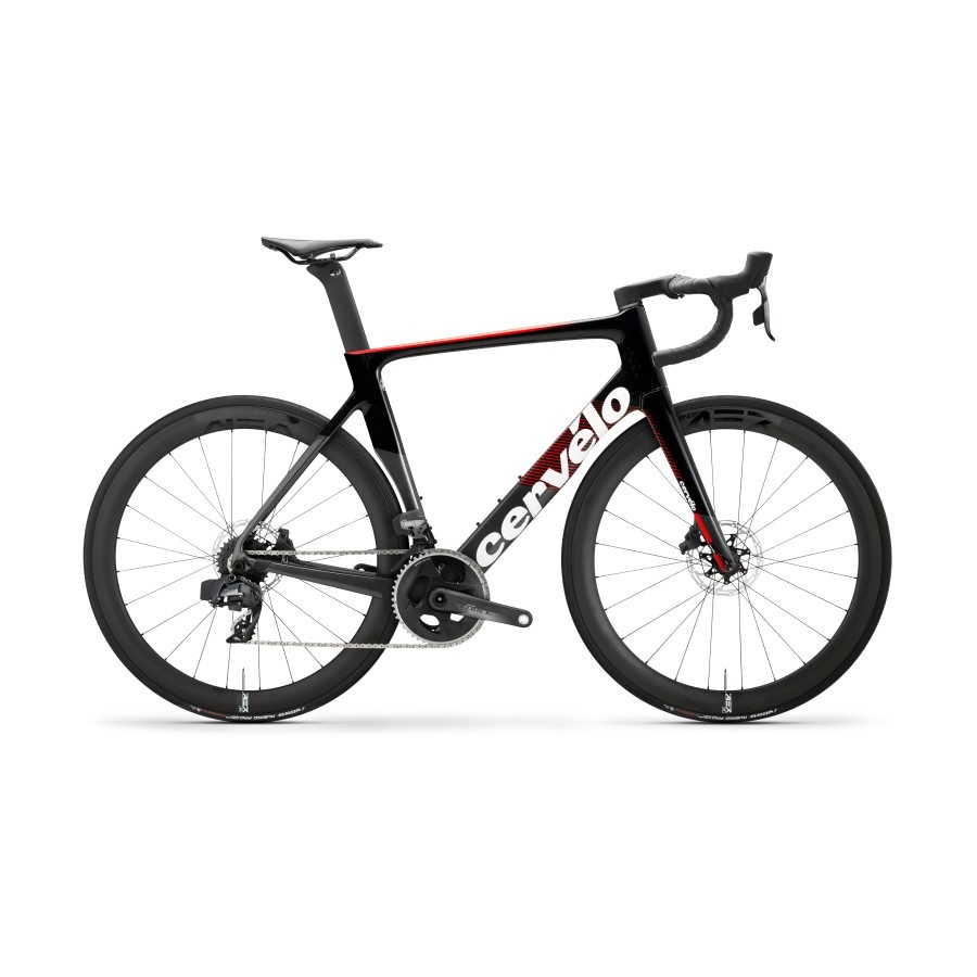 Cervelo Cervelo S-Series Disc Force Etap AXS 51cm Black/Red