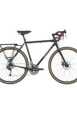 Salsa 17 Salsa Marrakesh Dropbar Bike Black 54cm