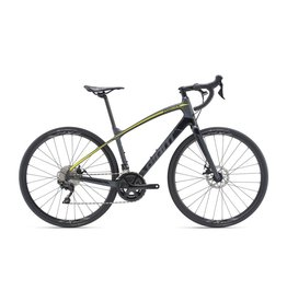 Giant 19 Giant AnyRoad Advanced Black/Yellow