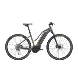 Giant 2019 Giant Explore E+ 3 STA - Space Grey/Green