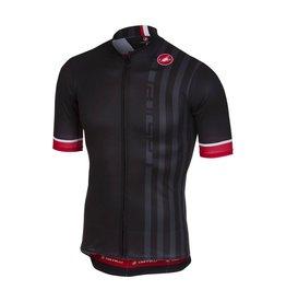 Castelli Castelli Podio Doppio Jersey FZ Black