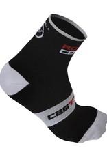 Castelli Castelli Rosso Corsa 9 Sock