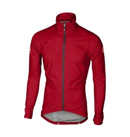 Castelli Castelli Emergency Rain Jacket Men's - Red