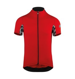 Assos Assos Mille GT Short Sleeve Jersey - National Red- Large