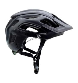 7iDP 7iDP M2 Helmet Matt Black/Gloss Black