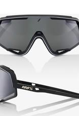 100 Percent 100 Percent Glendale - Soft Tact Black -Smoke Lens