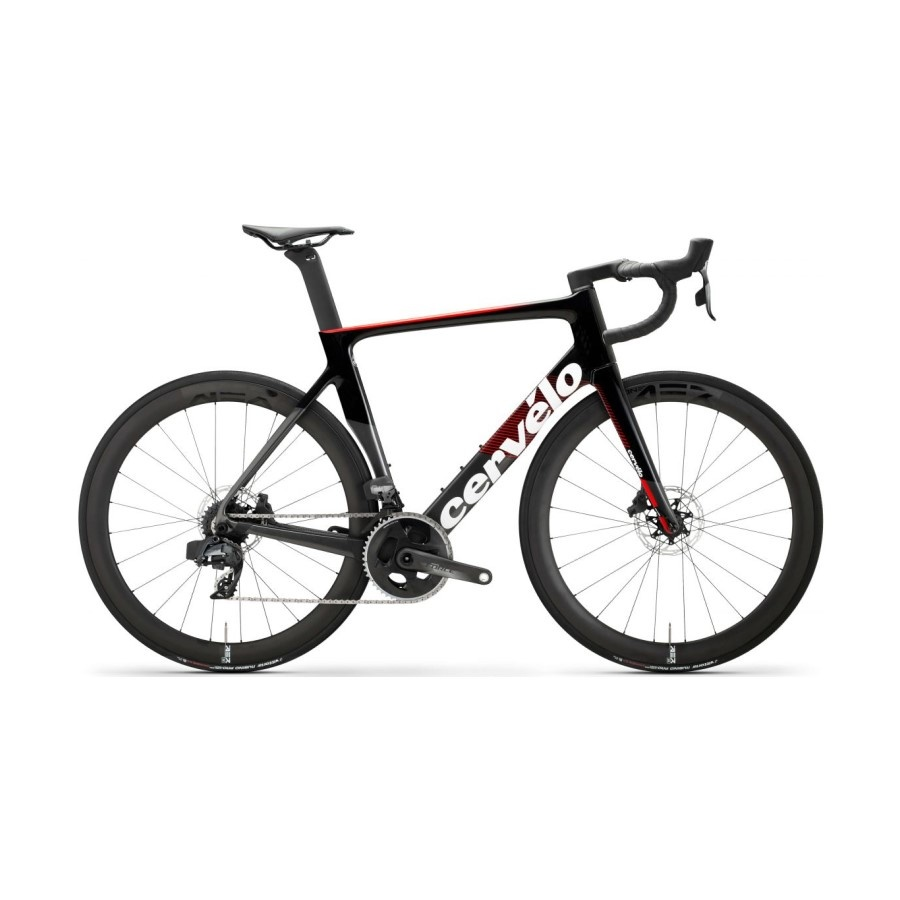 Cervelo Cervelo S-Series Disc Force Etap AXS Black/Red