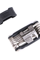 Crank Brothers Crank Brothers Multi Tool 17 - Black Midnight Edition