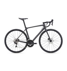Giant 21 Giant TCR Advanced 2 - 105 - Matte Carbon/Gloss Rainbow Black