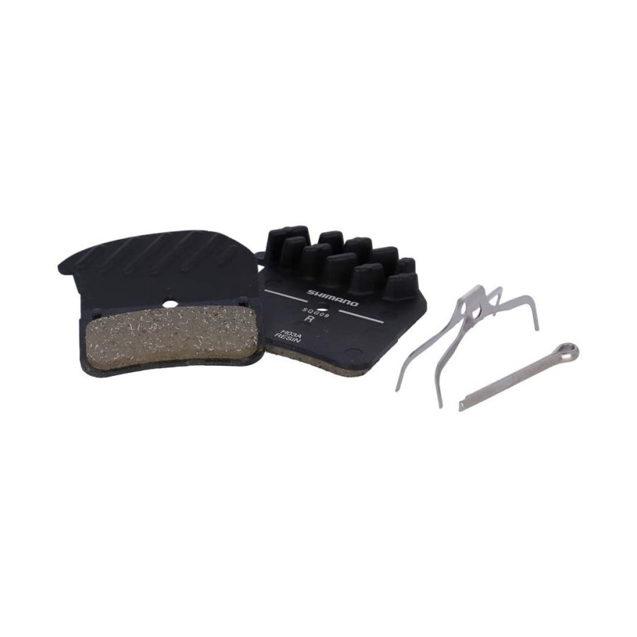 Shimano H03A RESIN PAD W/FIN & SPRING
