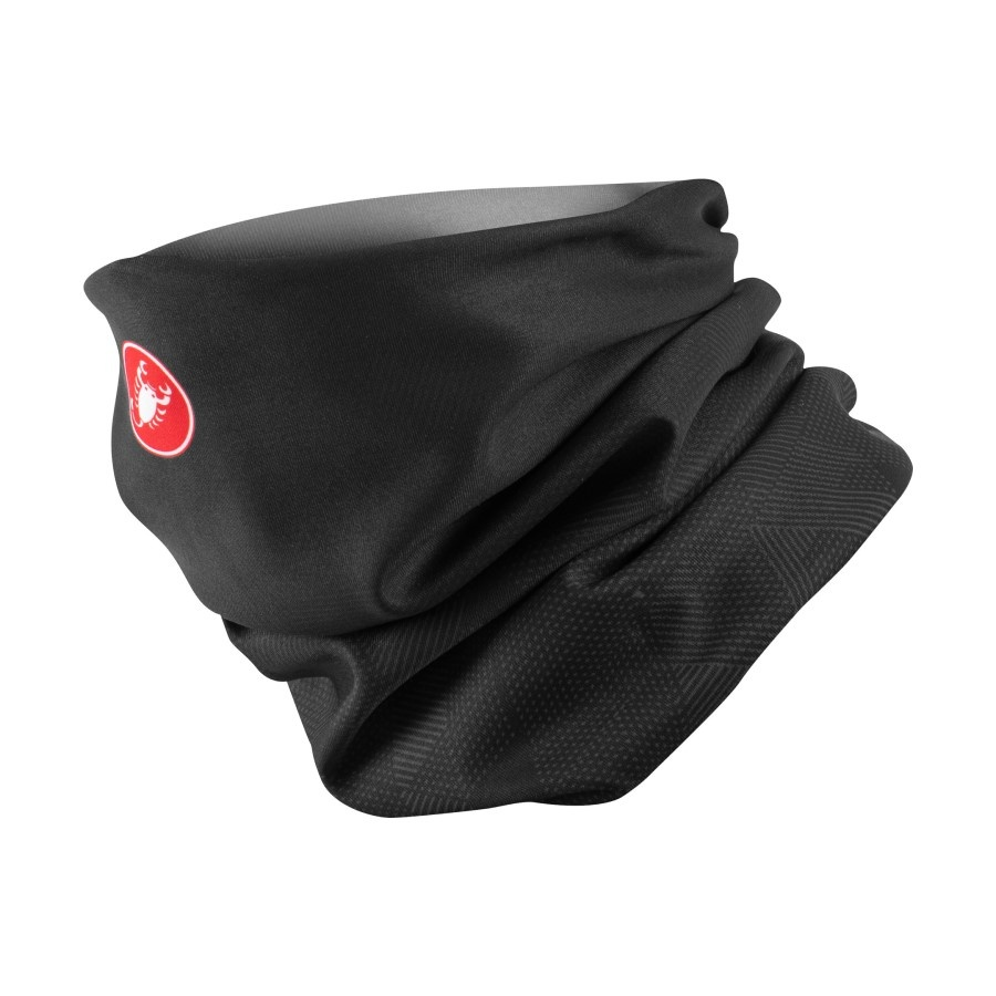 Castelli Castelli Pro Thermal Head Thingy Light Black Universal Fit