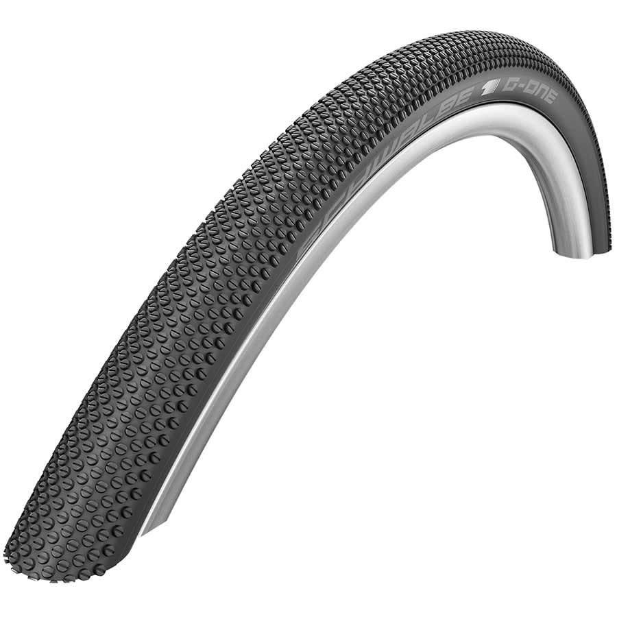Schwalbe, G-One Allround, Tire, 700x35C, Folding, Clincher, Dual, RaceGuard, 67, Black